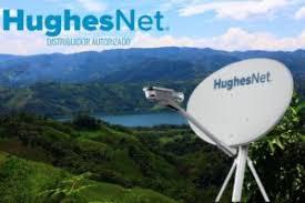 HugesNet llega donde los demás no están, Internet por satélite en Colombia
