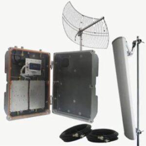 "Amplificador de alta potencia Zona Rural 1 KILÃ""METRO"